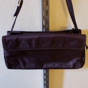 Un Apres Midi De Chien Europe Purple Shoulder Bag